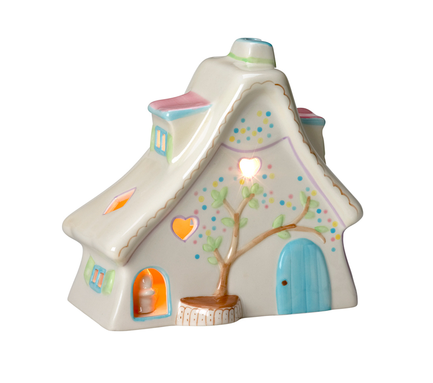 Childrens House Lamp