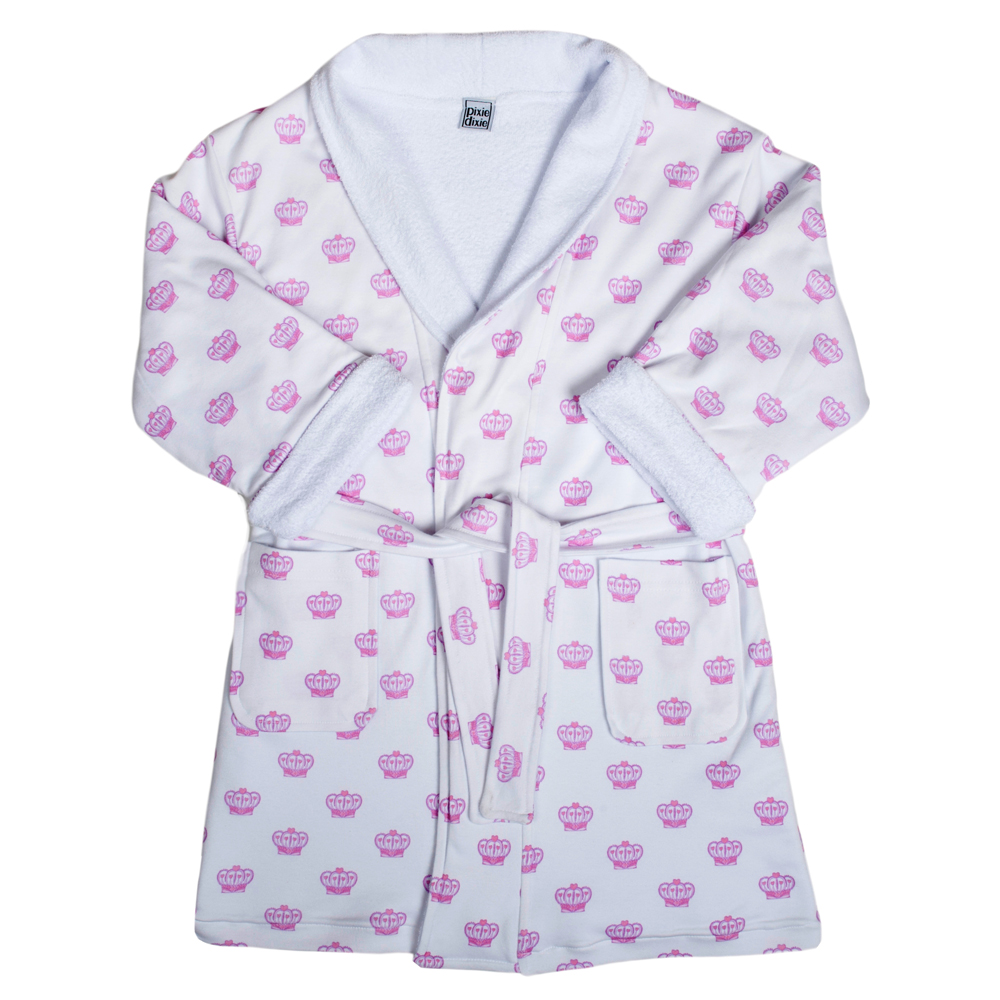 Childrens Princess Dressing Gown | White Rabbit England Childrens ...