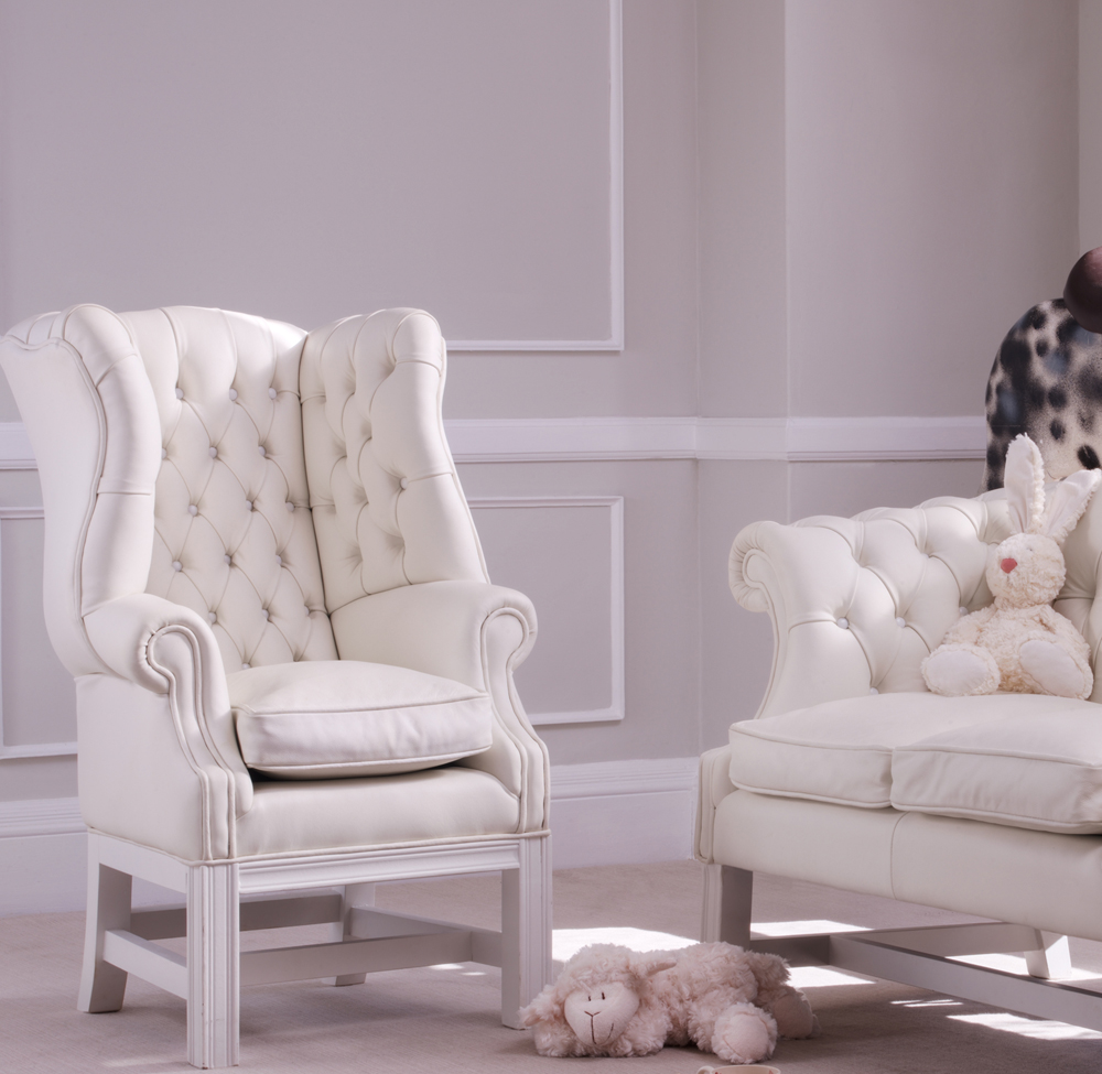 Marvelous Chesterfield Wing Chair